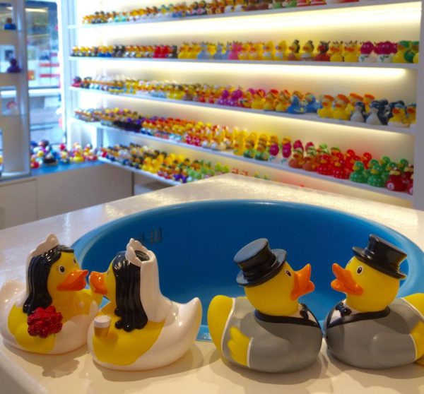 This International Store Chain Only Sells Rubber Ducks