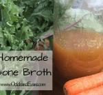 Homemade Bone Broth