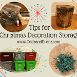 Decorations Storage Holidays Tips Organization Christmas Lights