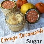 orange dreamsicle sugar scrub homemade citrus