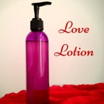 Love Lotion DIY Massage Oil - www.OddsandEvans.com