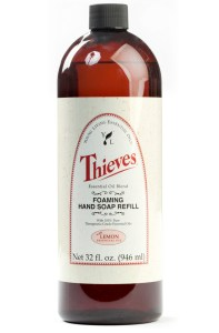 Thieves Foaming Hand Soap Refill by Young Living