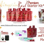 Ningxia Red Premium Starter Kit from Young Living