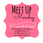meetup monday link party blog hop