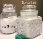 Homemade Natural Laundry Powder Recipe Borax Free