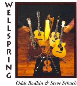 Wellspring cover