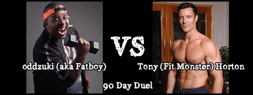 I Challenge Tony Horton To A P90X Duel