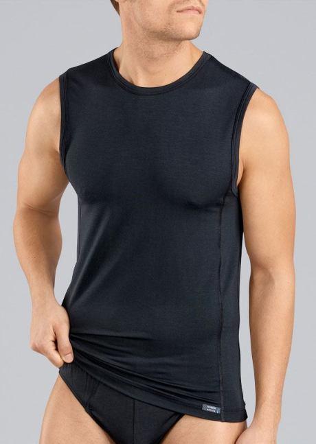 HUBER-Tyson-Athletic-Shirt_schwarz