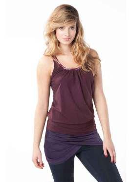 MANDALA-flatter_top Yogawear aus TENCEL™ Lyocell zum Entspannen