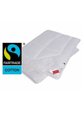 Klimacontrol fair Bettdecke FAIRTRADE Decke aus Baumwolle mit TENCEL™ Lyocell