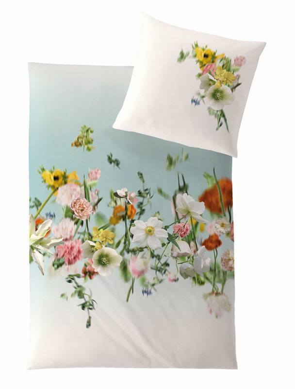 HEFEL TREND Bettbezug Flying Flowers