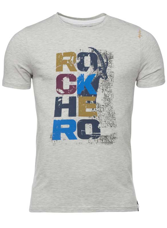 CHILLAZ T-Shirt Rock Hero Men