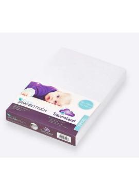 Träumeland Baby Spannbetttuch aus TENCEL™ Modal