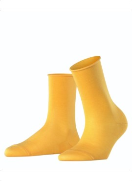 FALKE Active Breeze Damen Socken mustard TENCEL™ Lyocell