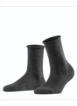 FALKE Active Breeze Damen Socken anthrazite melange TENCEL™ Lyocell