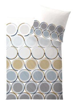 HEFEL Pure Luxury Bettwäsche London Trend aus TENCEL Lyocell Faser aus Holz weich, seidig, atmungsaktiv