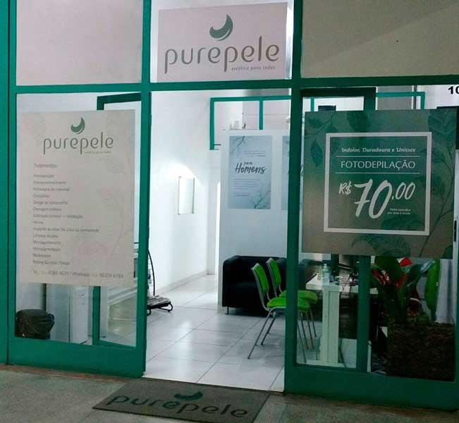 Purepele - Guia Comercial O Democrata