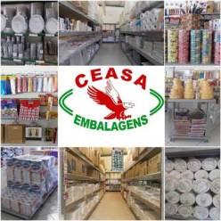 Embalagens Descartaveis - Ceasa