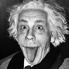 Einstein had ook een Kleine Professor!