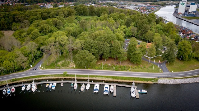 Næsbyhoved Voldsted - guidet tur