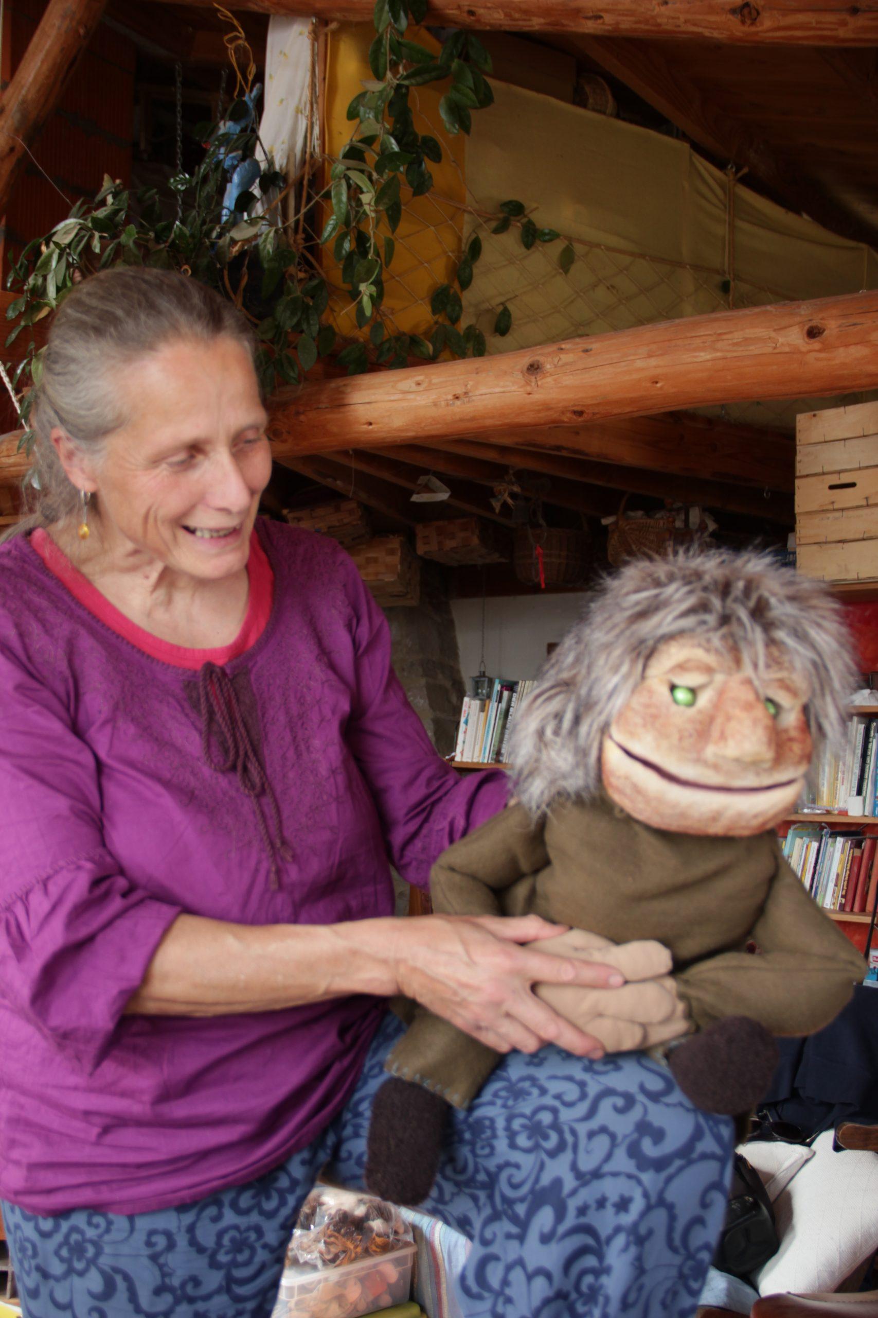 Rencontre avec Marita Diedrich