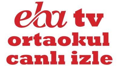 Photo of EBA TV Ortaokul Canlı İzle