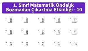 ilkokul_1_Sinif_Matematk_Ondalik_Bozmadan_Cikartma_Etkinligi_10_ornek_resim
