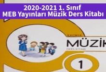 Photo of 2020-2021 1. Sınıf MEB Yayınları Müzik Ders Kitabı PDF İndir