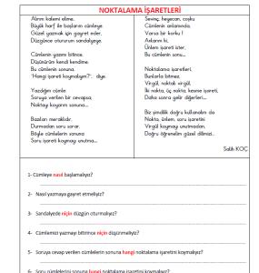 İlkokul_3_Sinif_Turkce_Noktalama_isaretleri_1