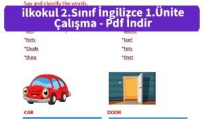 ilkokul_2.sinif_1_Unite_Calisma_Kagidi_pdf_indir