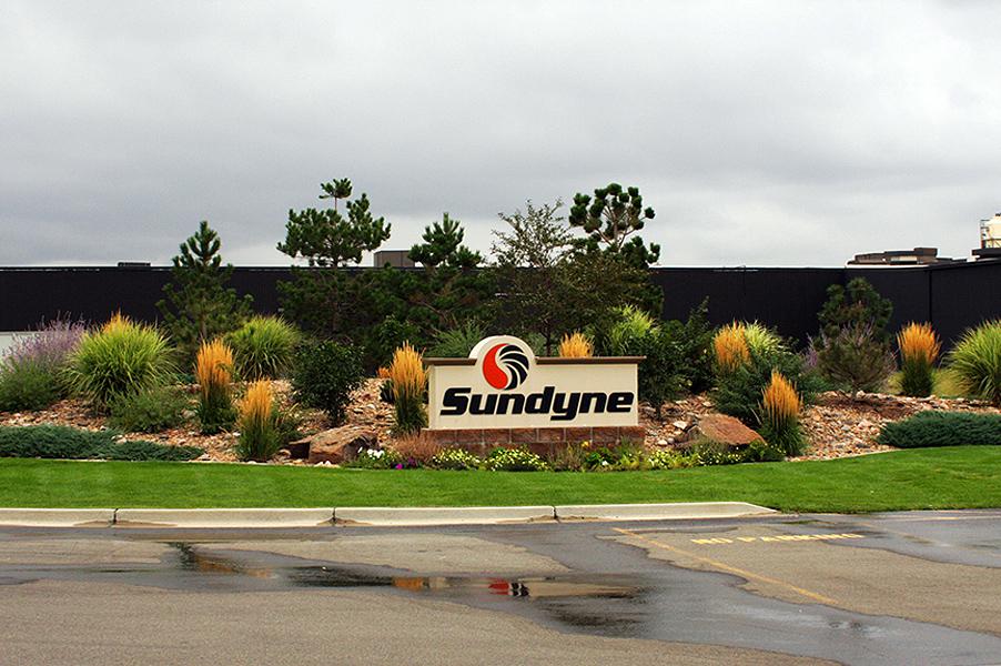 Sundyne Landscape