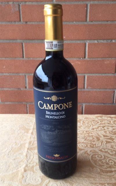 Campone Brunello Rosso
