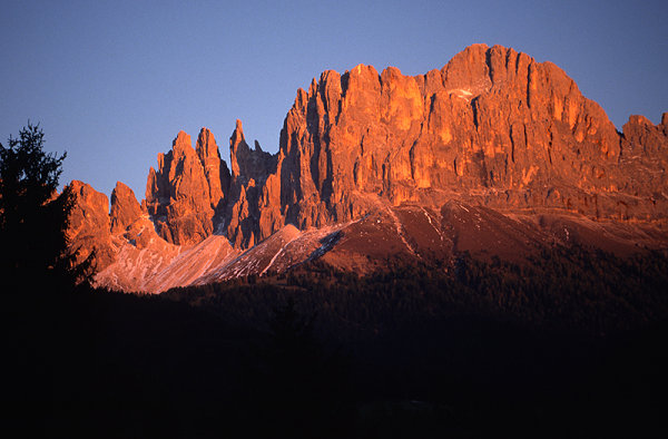 Dolomitas Alpes di Tires