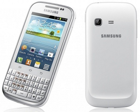 Root Samsung Galaxy Chat GT-B5330