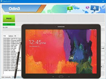 [Descargar Odin] Samsung Galaxy NOTE Pro 12.2