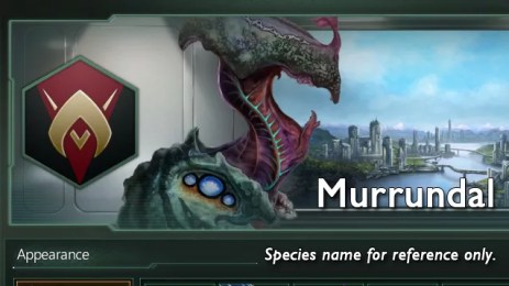 Murrundal species portrait