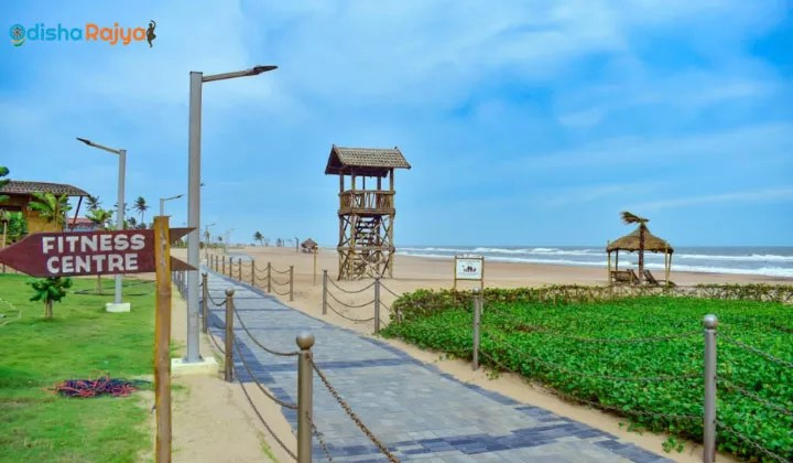 Golden Beach Puri