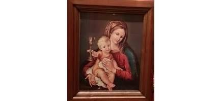 Peregrynacja obrazu Matki i Królowej Przenajdroższej Krwi Chrystusa.