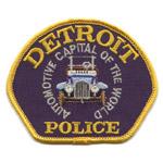 Detroit Police Department, Michigan