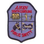 Aiken Department of Public Safety, South Carolina
