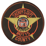 Butts County Sheriff's Office, Georgia