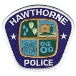 Hawthorne Police Department, California