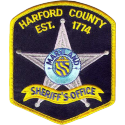 Harford County Sheriff's Office, Maryland