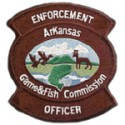 Arkansas Game and Fish Commission, Arkansas