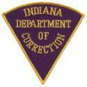 Indiana Department of Correction, Indiana