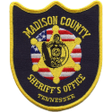 Madison County Sheriff's Office, Tennessee