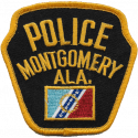 Montgomery Police Department, Alabama