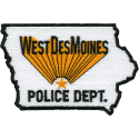 West Des Moines Police Department, Iowa