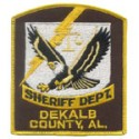 DeKalb County Sheriff's Office, Alabama