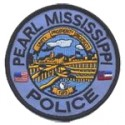 Pearl Police Department, Mississippi